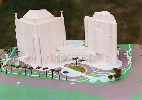 Architectural model maker small scale trojan models for Apartment complex map maker